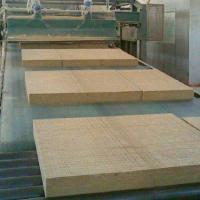China Heat insulation materials rock wool board for external wall on sale