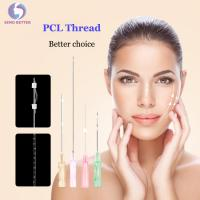 Quality Bidirectional PCL Absorbable Thread Cog 360 4d Thread Lift CE Approved wholesale
