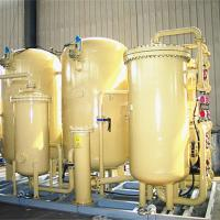 Quality 90-95% Purity Psa Oxygen Plant Small Footprint With 0.1-0.4Mpa Pressure Adjustable wholesale