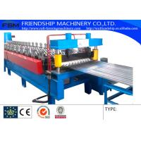 Quality 19mm Hieght 762mm Width Corrugated Sheet Roll Forming Machine Used 1250mm Coil wholesale