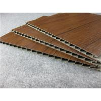 China Laminationed PVC Ceiling Panels Wood Pattern Easy To Installation on sale