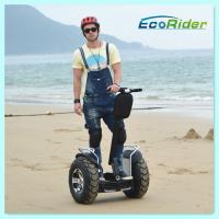 Quality Brush Or Brushless Motor Electric Chariot Scooter Black Two Wheel Segway wholesale