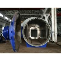 Quality Horizontal High Pressure Composite Autoclave Pressure Vessel Of Aircraft Making wholesale