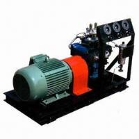 Quality Helium Recycling Units Manual Emergency/High/Medium Water-cooled Air Compressor wholesale