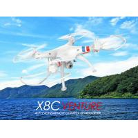 Cheap X8C 2.4G 4CH 6-Axis Venture RC Quadcopter Drone Headless Aerial Photography 2MP for sale