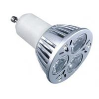 China Color changing 4 watt GU10 LED Spotlights bulb - wide beam angle 75 CRI 50 / 60Hz on sale