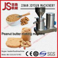 China Commercial Industrial Peanut Butter Processing Equipment Production Line on sale