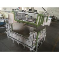 China UG / CAD Software Plastic Rotational Moulding With Full Clamps And Framework on sale