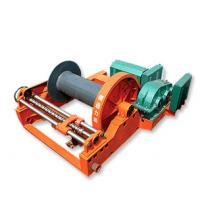 Quality High Speed 10 Ton  -  50 Ton Electric Wire Rope Winch , Windlass JM Series wholesale