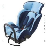 Quality Portable Child Safety Car Seats With Adjustable Headrest / Fabric + Sponge wholesale