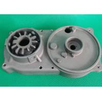 Quality Aluminum Die Casting Motor Spare Parts , Polishing Motor Shell wholesale