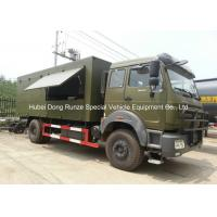 Quality Beiben Mobile Workshop Truck For Vehicle Maintenance , Multifunctional Maintaining Truck wholesale