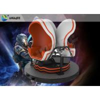 Quality Unobstructed Veiw 9D VR Cinema Interactive Dynamic Simulator Egg Mould wholesale
