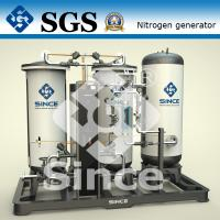 Quality SGS / CE / ISO / SIRA Oil & Gas PSA Nitrogen Generator Package System wholesale