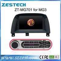Quality ZESTECH Factory price OEM car auido player for Roewe mg3 car satellite radio gps navigation wholesale