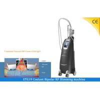 Quality 3 In 1 Cryolipolysis Vacuum RF Lipo Laser Slimming Machine Cavitation Weight Loss CRV6 wholesale