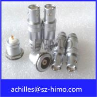 wholesale single pin push pull lemo 1S series coaxial connector