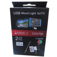 China USB rgb mood light kit for TV usb tv mood light on sale