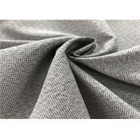 Quality High Stretch Coated Polyester Fabric , Durable Breathable Fabric 57 Inch Width wholesale
