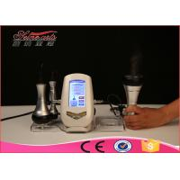 China Ultrasound Cavitation Machine For Charming Body Shaping / Weight Loss on sale