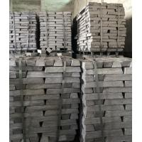 Quality AM60 magnesium alloy ingot for magnesium die casting raw materials as per ASTM B94 specification wholesale