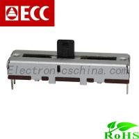 Quality Travel 10/ 15 / 20 / 25 / 30 mm Slide Potentiometer Used for Tuning And Machine wholesale