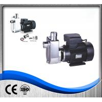 Quality 316 Stainless Steel Self Priming Pump Pharmaceutical High Flow Rate Industrial wholesale