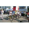 Light Weight Carbon Clincher Rims 24 / 36 Spoke Road Bike Wheels