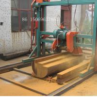 Buy cheap Double Blade Circular Saw Mill Machine Wood Cutting Automatic Log Sawmills from wholesalers