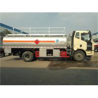 Quality CA1115P 15000 Liters Diesel Tanker Truck With Electrically Hydraulic System wholesale