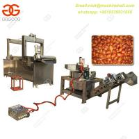 China Peanut Frying Production Line Price|Best Fried Peanut Production Equipment|Hot Selling Peanut Frying Processing Line on sale