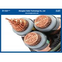 Quality 0.6/1kV XLPE Insulated Cables /  PVC Sheathed Power Cable(N2XY/NA2XY) (CU/XLPE/LSZH/DSTA) wholesale