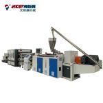 Quality Transparent Roof Tile Forming Machine PVC PP PET Customized Voltage 200 Kw wholesale