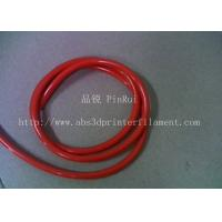 Cheap Red / Black Plastic Flexible Hose For Alligator Clip , Wire Harnesses , for sale