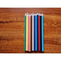 China Deyi stationery mixing paint colors color plastic pencil for sale