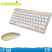 Quality 78 Keys Keyboard Mouse Combo Support IOS / Android / Windows System wholesale