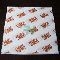 China Printed Greaseproof Paper on sale