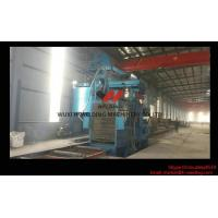 Cheap Steel Plate / H Beam Shot Blasting Machine For Cleaning And Blasting Before for sale
