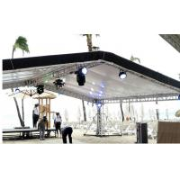 China Outdoor aluminum concert stage roof lighting truss on sale