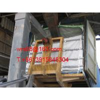 China 20ft PP woven dry bulk container liner for sugar for Coca cola company on sale