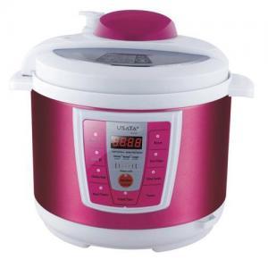 China Electric Pressure Cooker YA 10 Grape on sale