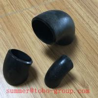 Quality Stainless steel food grade 304l / 316l welding elbow pipe fitting wholesale