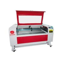 Multi Layer Fabric Laser Cutting Machine Auto Feeding / Typesetting System