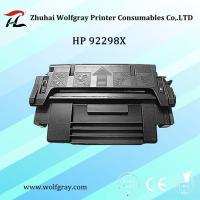 Quality Compatible for HP 92298X toner cartridge wholesale