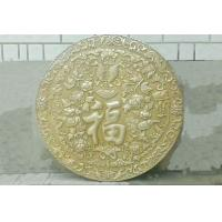 Quality Outdoor Metal Bronze Relief Sculpture For Wall Decoration Customized Size wholesale