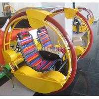 Quality Happy Leisure Carnival Bumper Cars , Outdoor Balance Kiddie Bumper Cars wholesale
