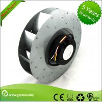 Quality Ec Centrifugal Fans Sheet Aluminium With Fresh Air System 310mm wholesale