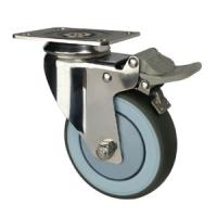 Quality stainless steel casters with brake wholesale