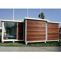 Quality Prefab Modern Modular House With Curtain Wall wholesale