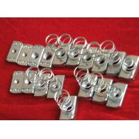 Quality 316 / 201 Stainless Steel Spring Nut Hardware M6 wholesale